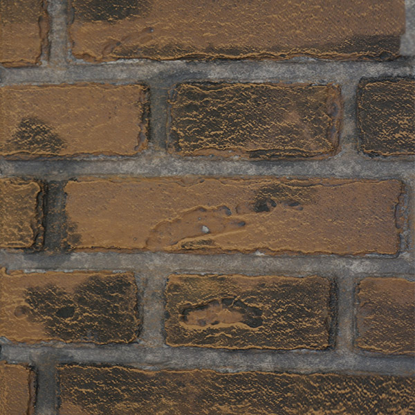 Red bricks 600x600