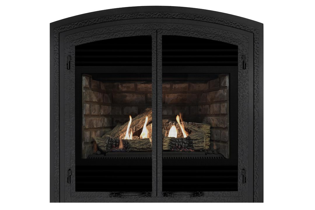 3400 gas fireplace fifab grey brick