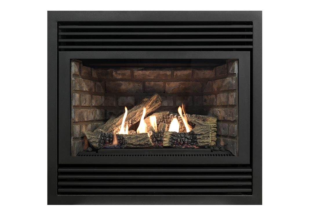 3400 gas fireplace dvt20n grey bricks