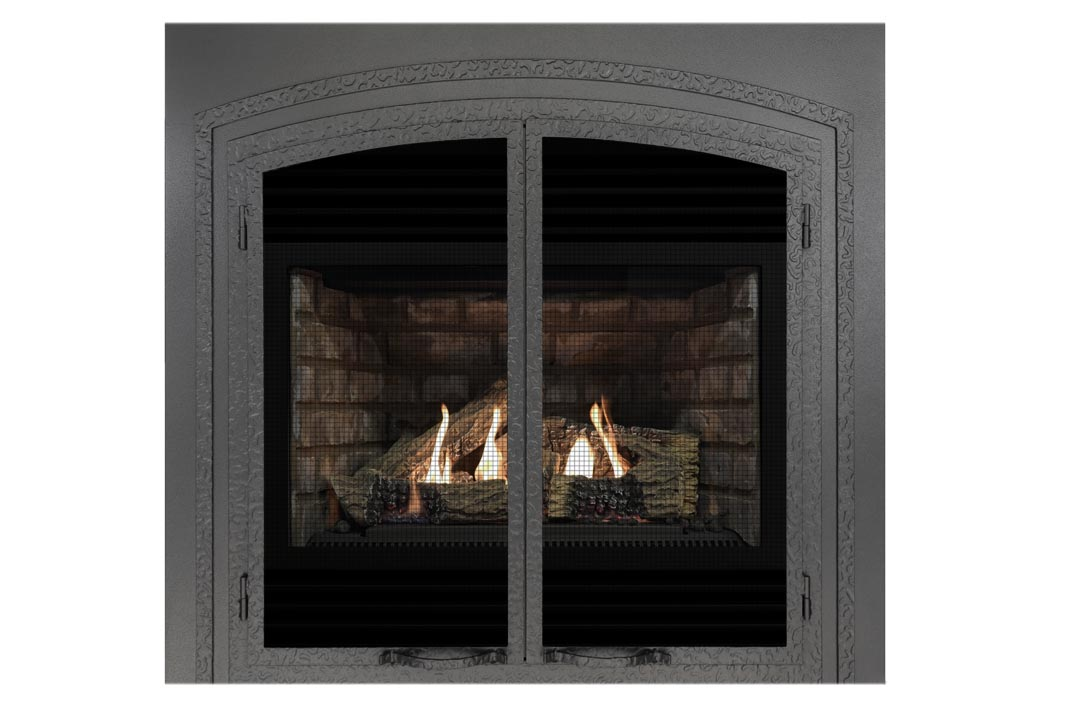 3400 gas fireplace fifsp grey brick