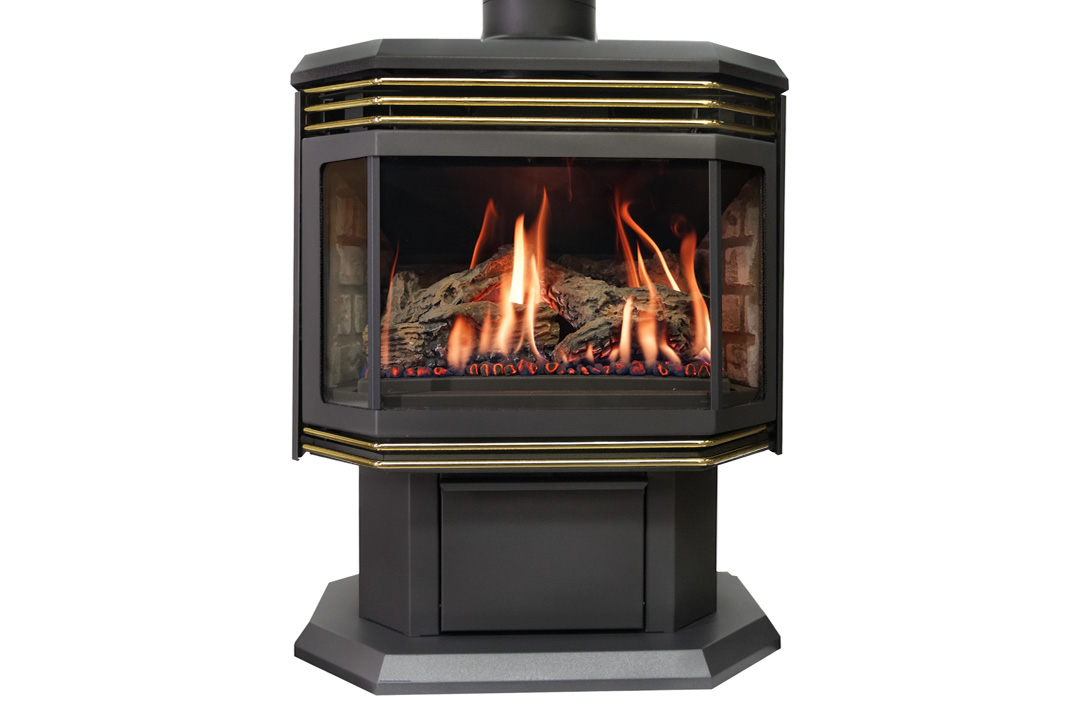 Archgard Fireplaces Gas Freestanding Stove 45 Dvfs28n 3