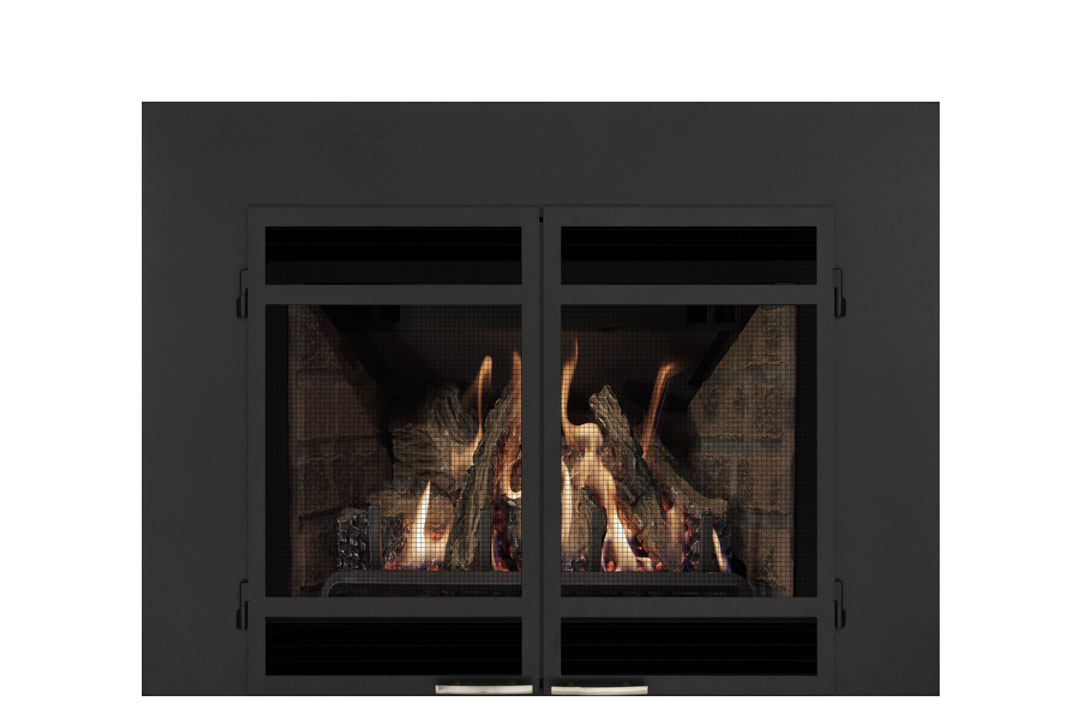 22 gas fireplace insert sdshmb red brick