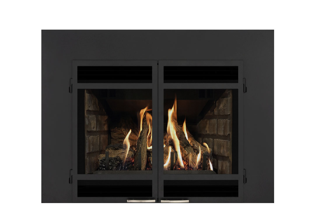 22 gas fireplace insert sdshmb grey brick