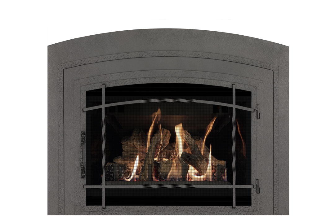 Archgard Fireplaces Gas Fireplace Insert Canada