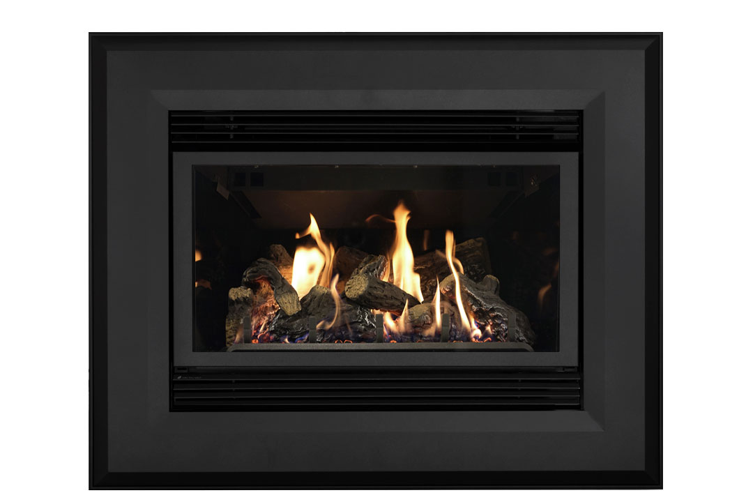 34 gas fireplace insert sk4bab reflective glass