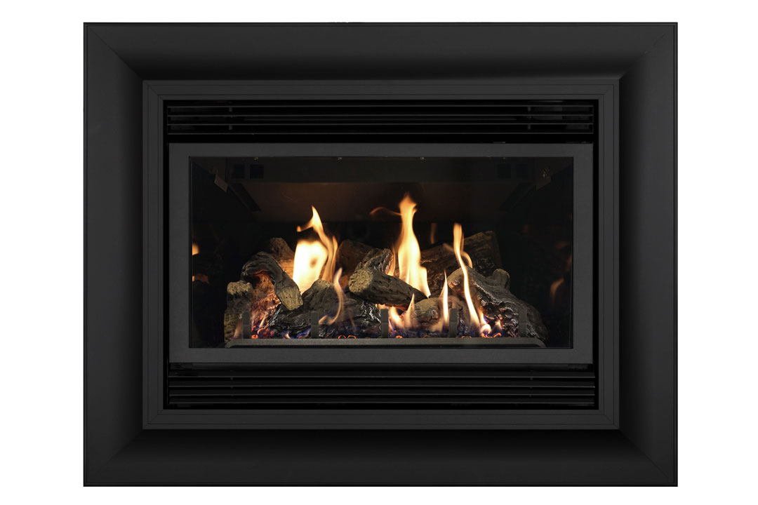 34 gas fireplace insert sk4cab reflective glass