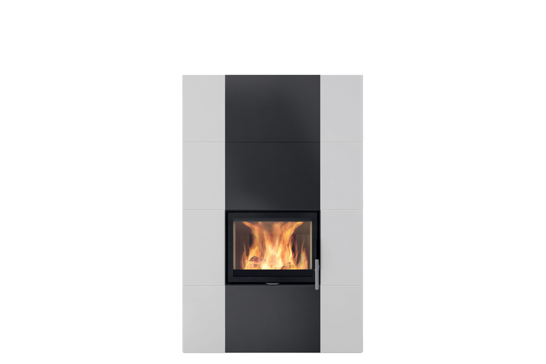 Salzburg xl wood freestanding fireplace black diamond