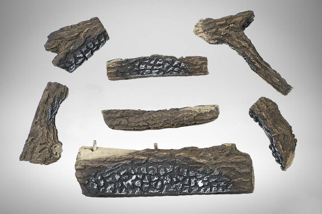 25 logs set accessory